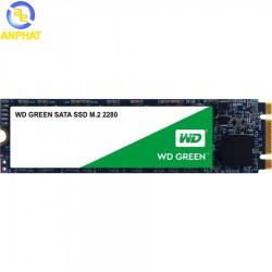 Ổ cứng SSD WD Green 480GB M2 2280 (WDS480G2G0B)