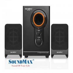 Loa Máy Tính SOUNDMAX A710 / 2.1
