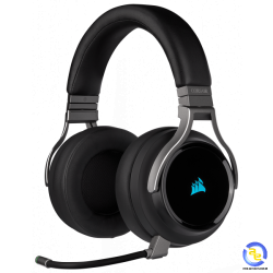 Tai nghe Corsair Virtuoso Wireless Carbon