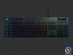 Bàn phím cơ Logitech G813 LIGHTSYNC RGB Linear