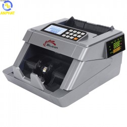 Máy đếm tiền thế hệ mới Silicon MC-7600