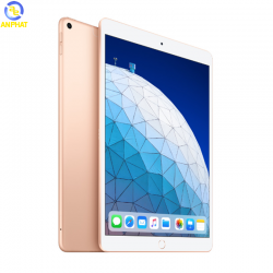 10.5-inch iPad Air Wi-Fi + Cellular 64GB - Gold MV0F2ZA/A