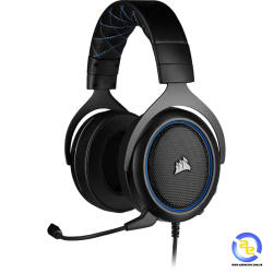 Tai nghe Corsair HS50 Pro Blue