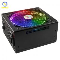 Nguồn máy tính Super Flower Leadex III ARGB 550W Black 80 Plus Gold SF-550F14RG(BK)