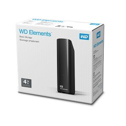 Ổ cứng di động WD Elements Desktop 4TB 3.5 - USB 3.0