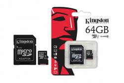 Thẻ nhớ MicroSD Kingston 64GB