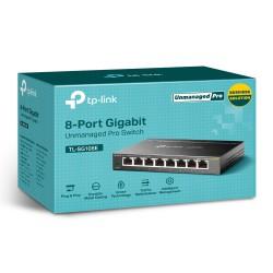 Switch TP-Link TL-SG108E 8port 10/100/1000Mbps