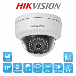 Camera Hikvision DS-2CD1123G0E-I dạng ốp trần 30m