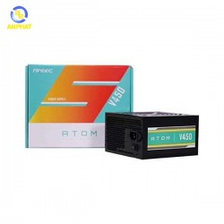 Nguồn máy tính ANTEC ATOM V450 - 450W