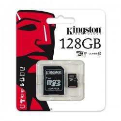Thẻ nhớ Kingston 128GB microSDHC