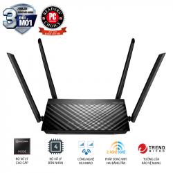 Router Wifi ASUS RT-AC59U (Mobile Gaming) Chuẩn AC1500 MU-MIMO, 2 băng tần, USB, Stream 4K