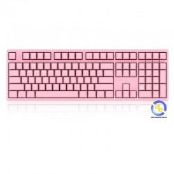 Bàn phím cơ AKKO 3108S Pink Led White Blue switch