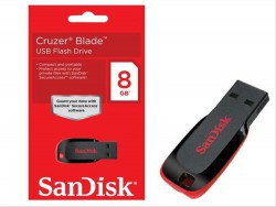 USB SanDisk Cruzer Blade CZ50 - 8GB (SDCZ50-008G-B35)