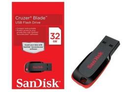 USB SanDisk Cruzer Blade CZ50 -32GB (SDCZ50-032G-B35)