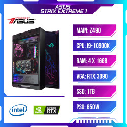 PC Gaming-Máy tính chơi game PCAP ASUS STRIX EXTREME 1