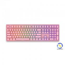 Bàn phím cơ AKKO 3108S Pink RGB Pro Brown switch