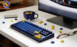 Bàn phím cơ AKKO Cool Creator MOD001 - Macaw Brown switch
