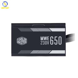 Nguồn máy tính Cooler Master MWE 650 white V2