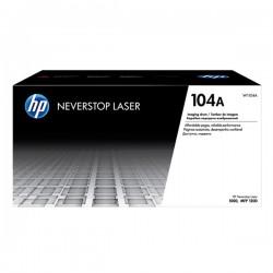 Cụm trống mực HP 104A Black Original Laser W1104A - Dùng cho Máy in HP Neverstop Laser 1000w, HP Neverstop Laser MFP 1200a, HP Neverstop Laser MFP 1200w