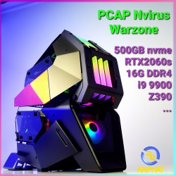 PC Gaming-PCAP nVirus WARZONE