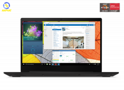 Laptop Lenovo IdeaPad S145-15API 81UT00F1VN - Đen