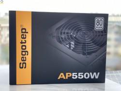 Nguồn máy tính SEGOTEP SG-650AE (AP550W-80PLUS)