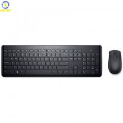 Bộ bàn phím chuột không dây Dell KM117 màu đen (42KM117)