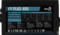 Nguồn máy tính AEROCOOL VX PLUS 400 230V N-PFC