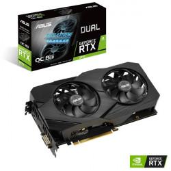 VGA ASUS Dual GeForce RTX 2070 EVO V2 OC Edition 8GB GDDR6 (DUAL-RTX2070-O8G-EVO-V2)