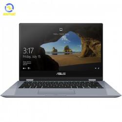Laptop Asus Vivobook Flip TP412FA-EC268T (Silver Blue )