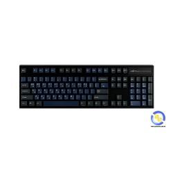 Bàn phím cơ Leopold FC900R PD Dark Blue Navy Blue switch