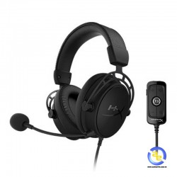 Tai nghe Kingston HyperX Cloud Alpha S 7.1 Black