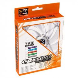 FAN CASE XIGMATEK CLF-FR1252 LED GREEN