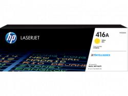 Hộp mực in laser chính hãng màu vàng HP 416A W2042A dùng cho máy in LaserJet M454dw