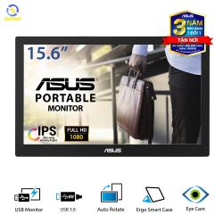 Màn hình mở rộng Asus MB169B+ 15.6 inch IPS FHD - Tự động xoay màn hình