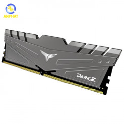 Ram TEAMGROUP DARK Z 8GB (1x8GB) DDR4 3200MHz (Xám)