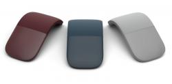 Chuột không dây Wireless Microsoft Arc (đen, bạc, xanh, đỏ)