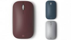 Chuột Microsoft Surface Mobile (đen, bạc, xanh, đỏ)
