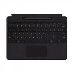 Combo bàn phím và bút cảm ứng Surface Pro X (Đen)