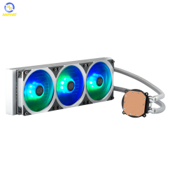 Tản nhiệt nước CPU Cooler master MasterLiquid ML360P SILVER EDITION