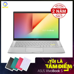 Laptop Asus Vivobook S14 S433FA-EB052T - Trắng