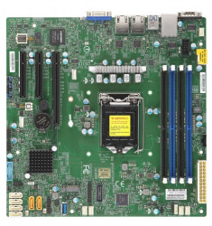 Mainboard Server workstation Supermicro MBD-X11SCL-F-o