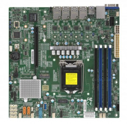 Mainboard Server workstation Supermicro MBD-X11SCL-LN4F-o