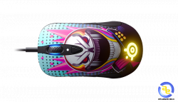 Chuột SteelSeries Sensei Ten Neon Rider Edition