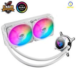 Tản nhiệt nước Asus ROG STRIX LC 240 RGB White Edition