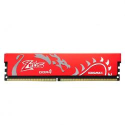 RAM KINGMAX Zeus 16GB (1x16GB) bus 2666Mhz DDR4 màu đỏ