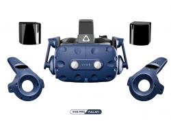 Bộ tay cầm và kính thực tế ảo HTC VIVE PRO Full Kit