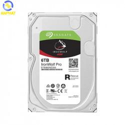 "Ổ cứng HDD NAS Seagate Ironwolf Pro 6TB 3.5"" Sata (ST6000NE000)"