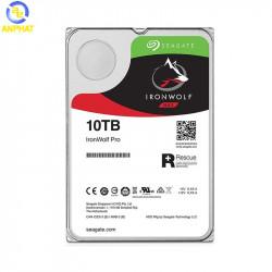 "Ổ cứng HDD NAS Seagate Ironwolf Pro 10TB 3.5"" Sata (ST10000NE0004)"
