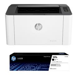 Máy in HP Laser 107a+ cartridge W1107A